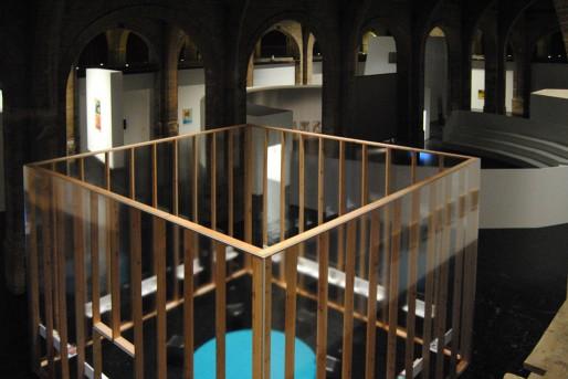 La scénographie de l'exposition par (WS/Rue89 Bordeaux)