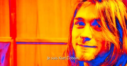 """Capture écran de la bande annonce du film """"Cobain : Montage of Heck"""""""