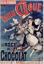 Chocolat au Nouveau Cirque (DR)
