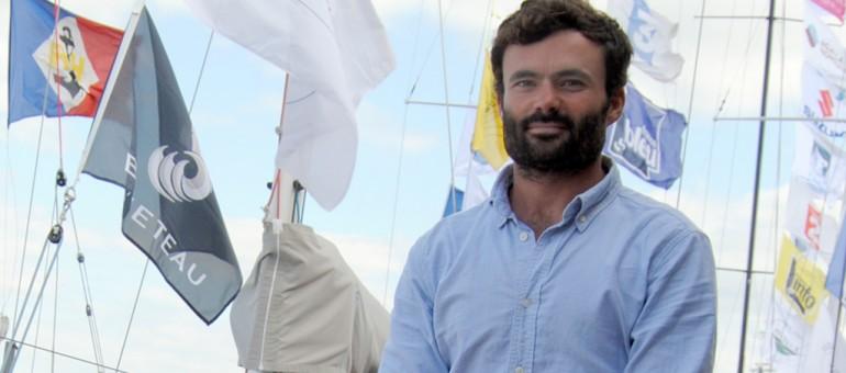 Clément Salzes rempile pour la Solitaire du Figaro