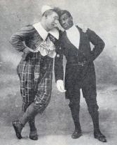 Le duo Footit et Chocolat (DR)