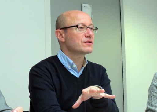 Jean-Luc Gleyze, président du conseil départemental de Gironde (SB/Rue89 Bordeaux)