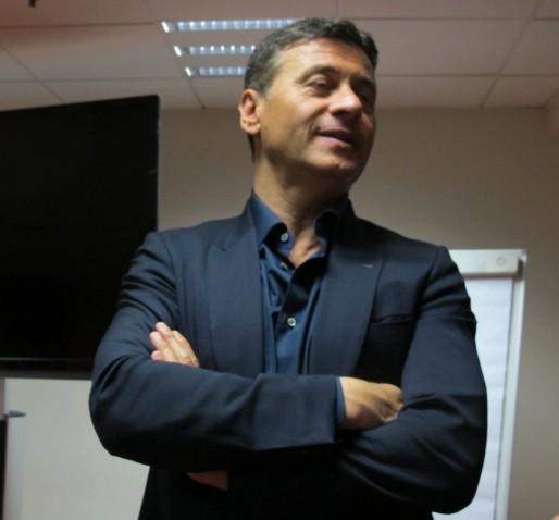 Laurent Marti, président de l'UBB (SB/Rue89 Bordeaux)