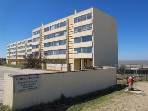 L'immeuble du Signal à Soulac-sur-Mer (SB/Rue89 Bordeaux)