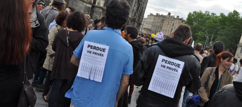 Loi renseignement : à Bordeaux, ses opposants font face