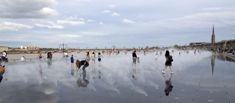 Canicule : Bordeaux Métropole se prépare à la vague de chaleur