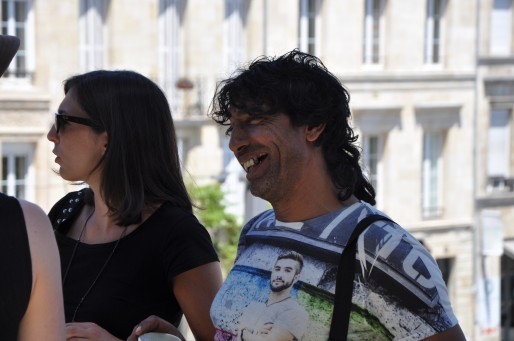 Arrivé de Bulgarie il y a 14 ans, Gaucho se bat pour ne pas être expulsé avec les siens (Xavier Ridon/Rue89 Bordeaux)