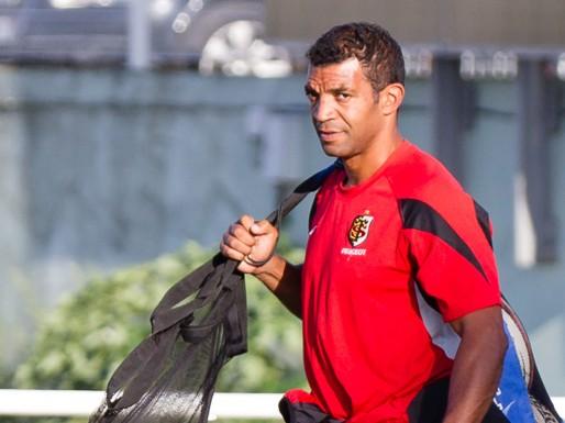 Emile Ntamack au Stade toulousain où il a fait toute sa carrière (Pierre-Selim/Flickr)