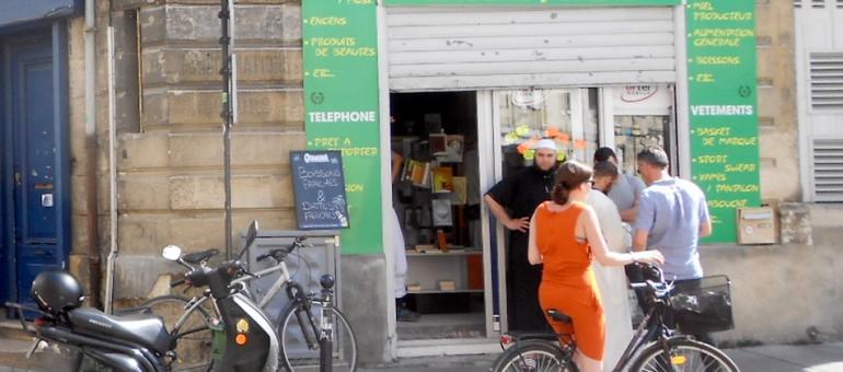 Une épicerie bordelaise met le bazar dans la mixité