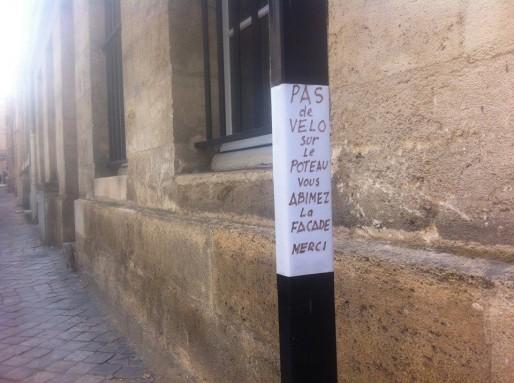 Certains riverains tentent de faire eux-même la police (WS/Rue89 Bordeaux)