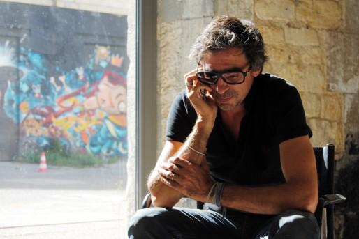 Philippe Barre é la tète du Fonds de dotation Darwin (WS/Rue89 Bordeaux)