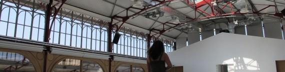 Sous le toit de la Halle, une salle de spectacles (SB/Rue89 Bordeaux)