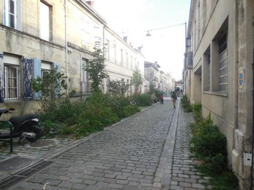 La rue Kléber à Bordeaux (Bordeaux2030)