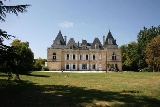 Château des Lauriers (Photo du musée)