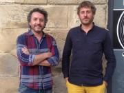 Sylvain Mavel (à g.) et Eric Cron, coréalisateurs du documentaire Chakaraka (DR)
