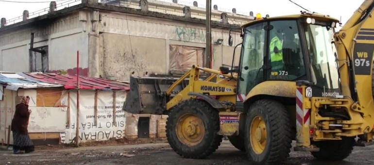 Sursis pour les Roms face à Bordeaux Métropole