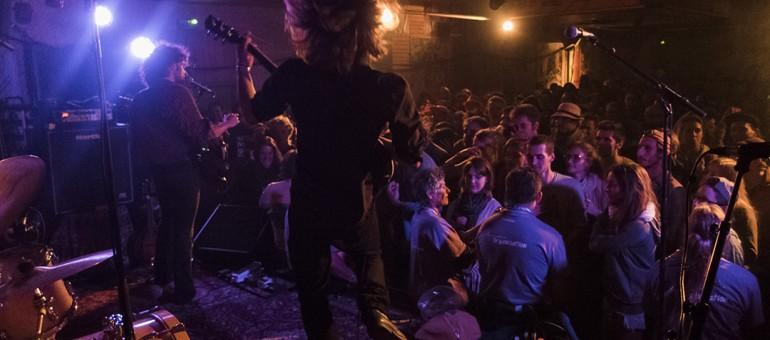 Musicalarue : les rockers bordelais mouillent le maillot