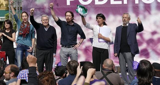 Podemos, un modèle pour la gauche française ?