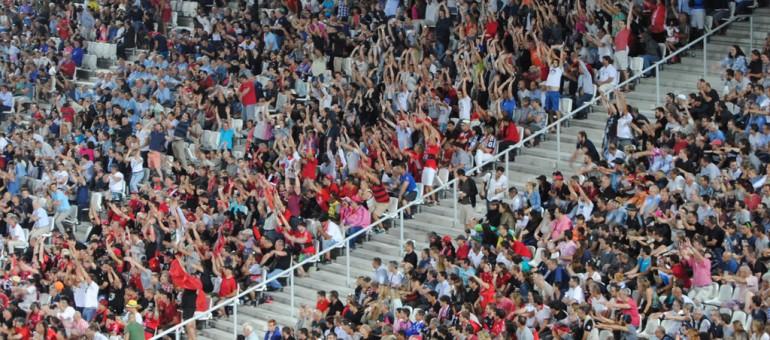Stade de Bordeaux : la barrière cède, les travaux n'étaient pas faits