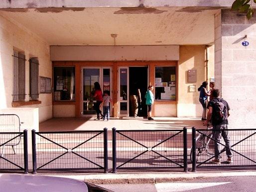 L'école Dupaty connaît aussi une hausse des inscrits. Stéphane Moreale