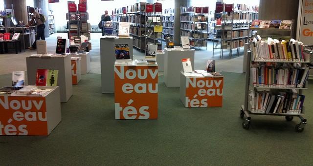 La gratuité fait bondir les inscriptions aux bibliothèques de Bordeaux