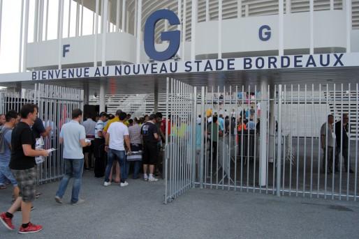 Entrée du stade Matmut Atlantique (WS/Rue89 Bordeaux)