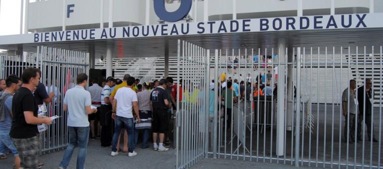 Le Nouveau stade de Bordeaux s'appelle «Matmut Atlantique»
