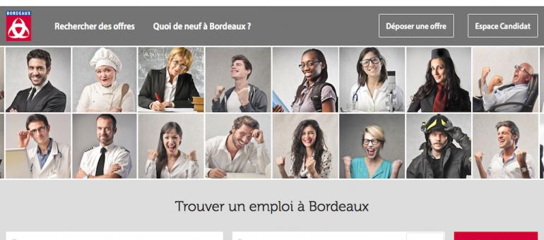 Bordeaux a son moteur de recherche d'emploi