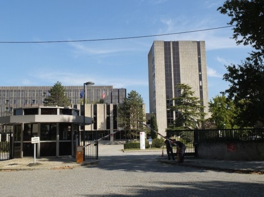 La Caisse des dépôts quittera ses bureaux de Bordeaux Lac en 2020 (SB/Rue89 Bordeaux)