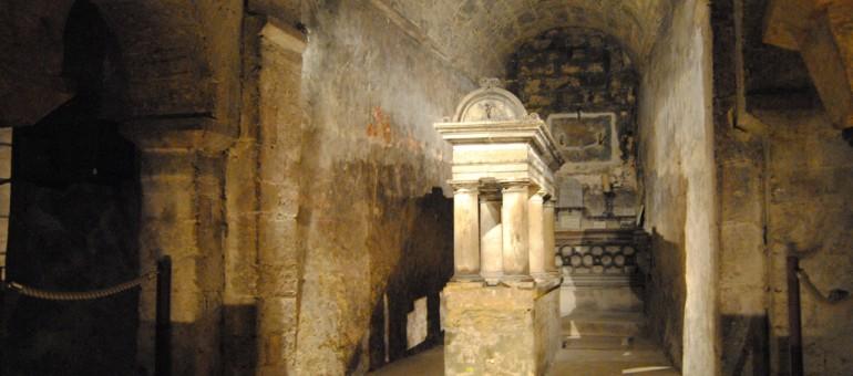 Légendes et mystères de la crypte Saint-Seurin