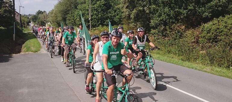 A Bordeaux, le Tour Alternatiba affichera 5000 km au compteur