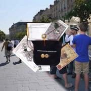 A la découverte du Bordeaux de Tourny (Didier Sanchiz)