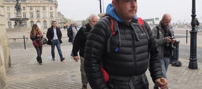 Philippe Meynard marche contre les AVC