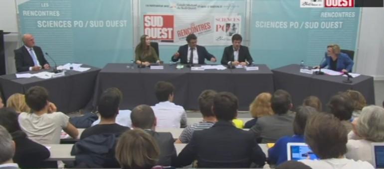 Régionales : un sondage donne Alain Rousset gagnant
