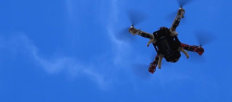 Les citoyens doivent avoir les drones à l'œil