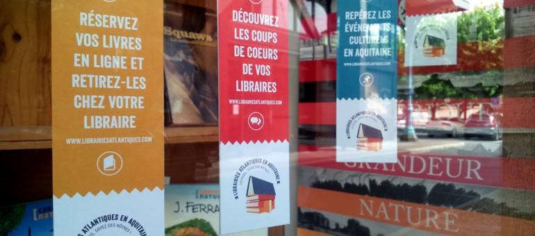 En Aquitaine, des libraires lancent «une alternative» à Amazon