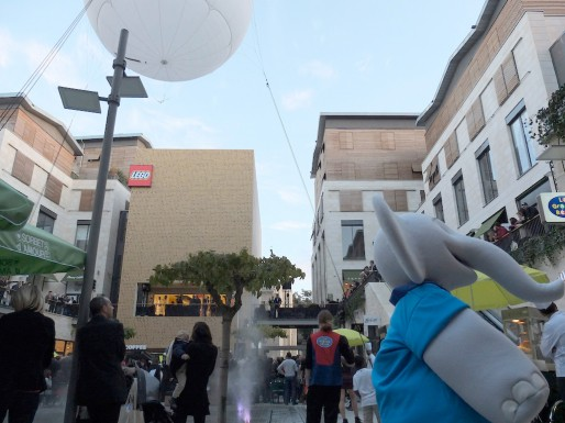 La promenade Sainte-Catherine, nouveau mastodonte du commerce bordelais (SB/Rue89 Bordeaux)