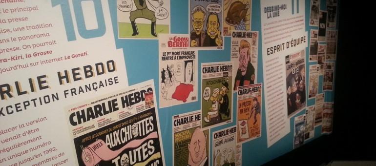 La face cachée de la Une dévoilée à la médiathèque de Bordeaux