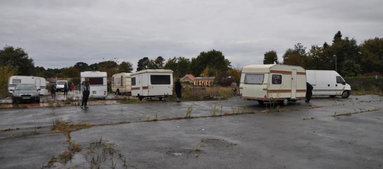 Le squat 12 expulsé, les Roms restent à Mérignac