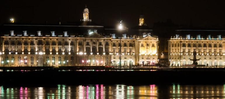 Bordeaux la nuit c'est fini?