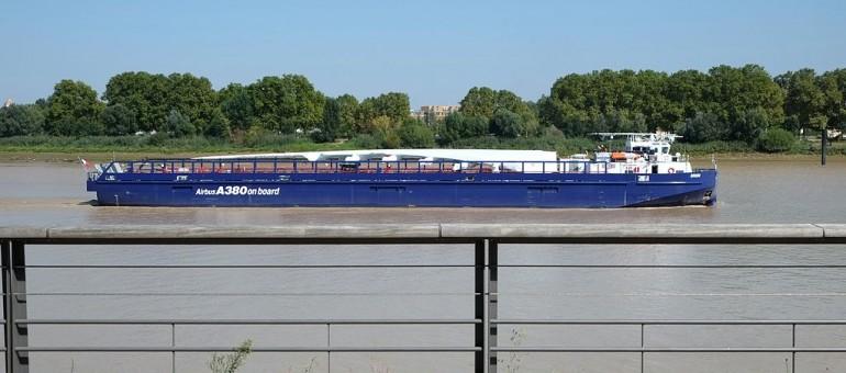 Le fret à contre-courant sur la Garonne
