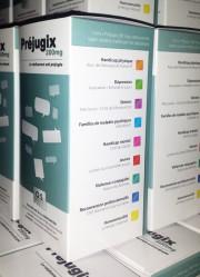 Une boîte de Préjugix et le détail des thèmes abordés (CB/Rue89 Bordeaux)