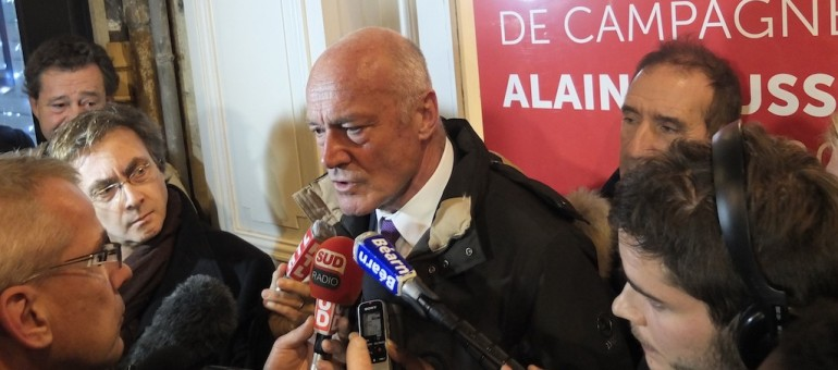 Une plainte vise le financement de la campagne régionale d'Alain Rousset en 2015