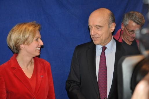 Alain Juppé devrait nommer Virginie Calmels comme  vice-présidente de Bordeaux Métropole (Xavier Ridon/Rue89 Bordeaux)