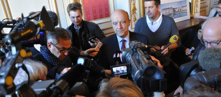 Alain Juppé reconnaît les «erreurs et défaillances» de son camp