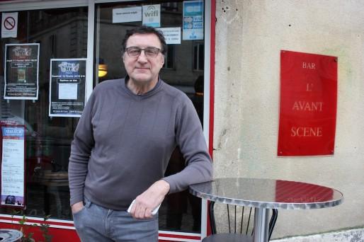 Patron de l'Avant Scène, Eric Bernard est en procès contre la ville (MD/Rue89 Bordeaux)