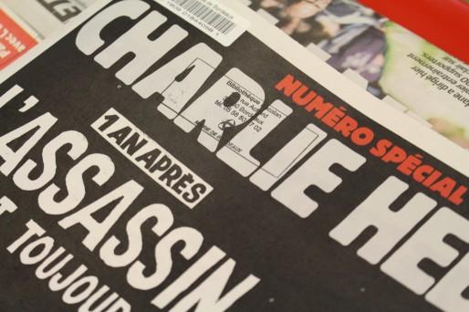 Quatre des dix bibliothèques de Bordeaux sont abonnées à Charlie Hebdo. (AS/Rue89 Bordeaux)