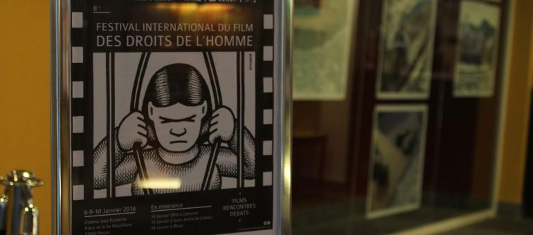Le Festival du Film des Droits de l'Homme débute à Pessac