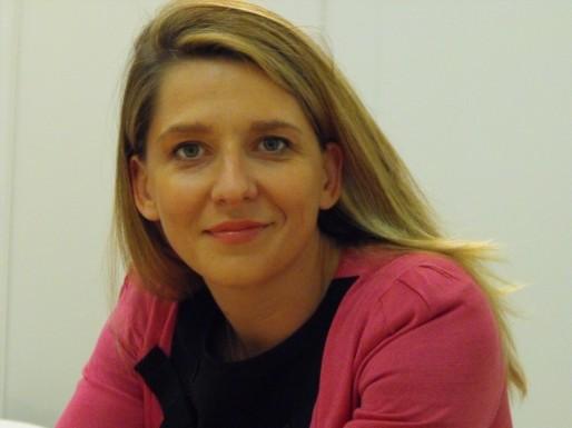 Laure Kaltenbach, directrice générale du Forum d'Avignon (DR)