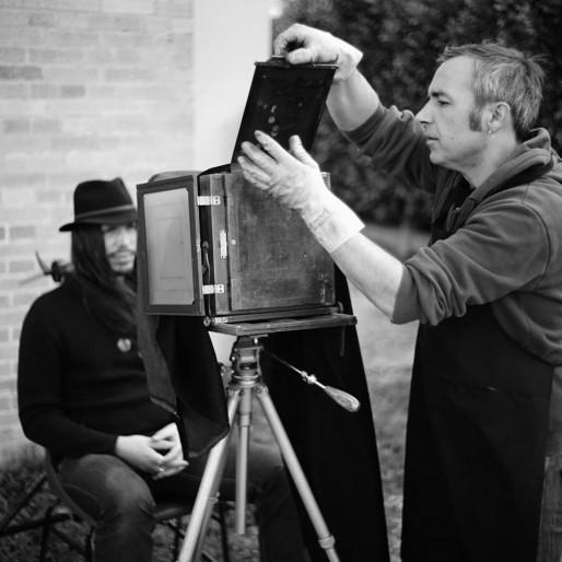 Pierre Witzel et son Collodion humide